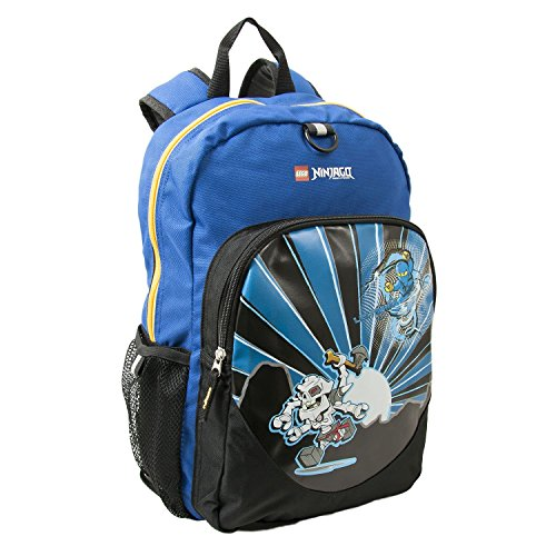 LEGO NINJAGO Lightning Heritage Backpack