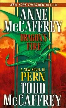 Dragon's Fire (The Dragonriders of Pern) 0345480295 Book Cover
