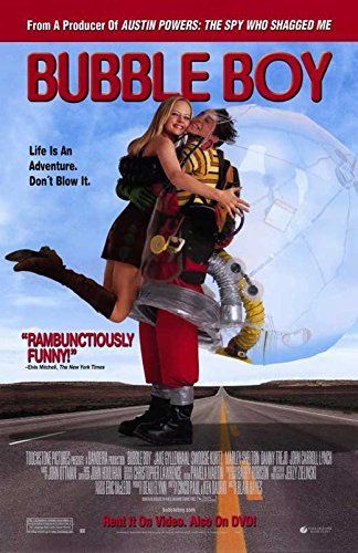 James Martin Dog Costume (Bubble Boy - Movie Poster - 11 x 17)