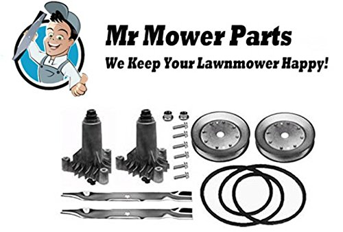 Ayp 42 Quot Deck Rebuild Kit For Sears Craftsman Lawn Mowers