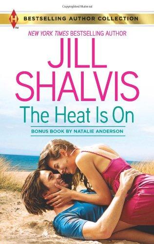 book cover of The Heat Is on / Blame It on the Bikini
