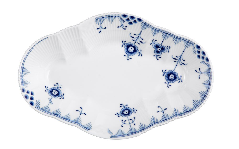 Blue Elements Oval Accent Dish
