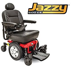 Pride Mobility JAZZY600ES