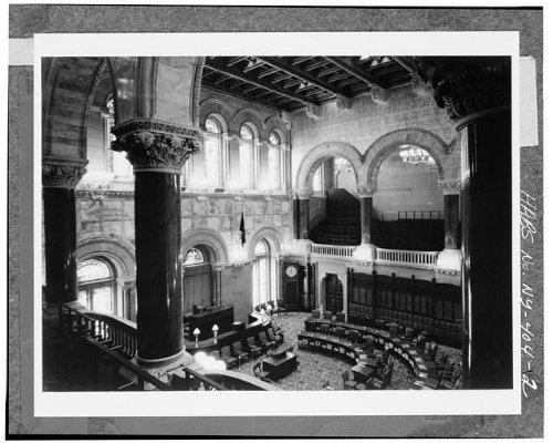 Photo: 2. SENATE CHAMBER - New York State Capitol,Capitol Park,Albany,Albany - Albany In Ny Shopping