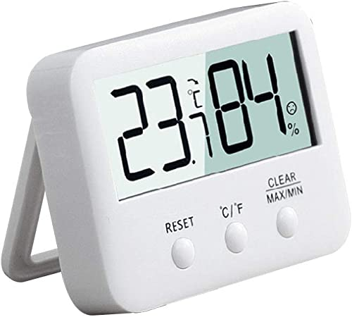 Chuiouy Indoor Analog Thermometer Hygrometer Household Temperature Humidity Gauge