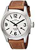 Glycine Incursore Automatic Stainless Steel Mens Strap Watch Silver...