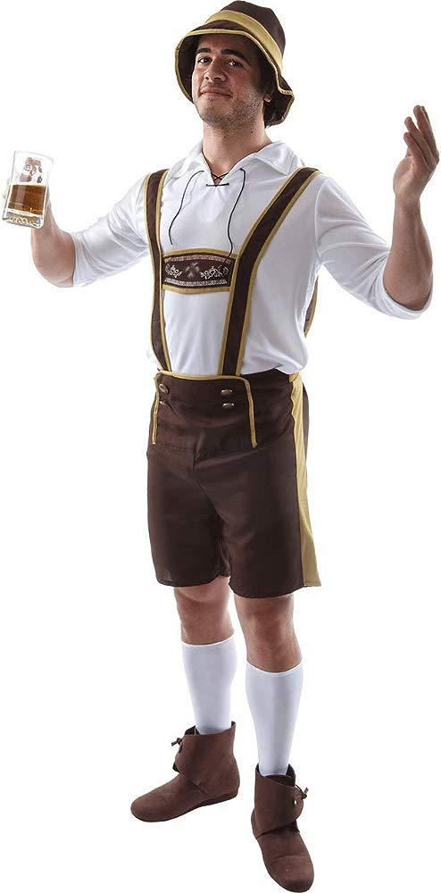 Bavarian Oktoberfest Fancy Dress Costume: Amazon.es: Ropa y ...