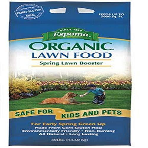 Espoma EOLB30 Organic Lawn Booster Fertilizer