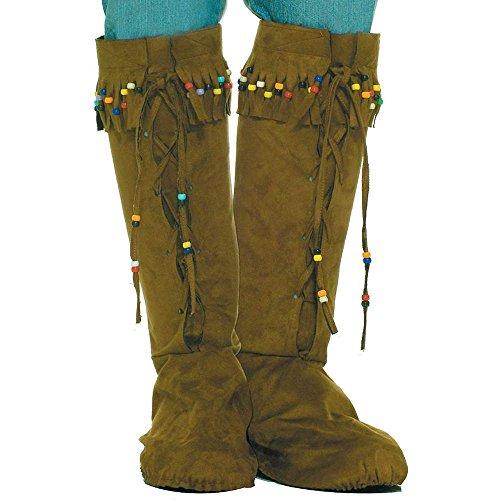 Forum Novelties Hippie Beaded Boot