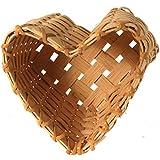 The Mini Heart Basket Weaving Kit