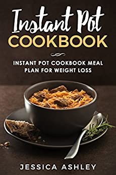 Instant Pot Cookbook Delicious Recipes ebook product image