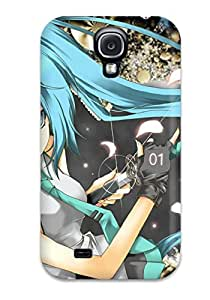 Snap-on Case Designed For Galaxy S4- Vocaloid by lolosakes