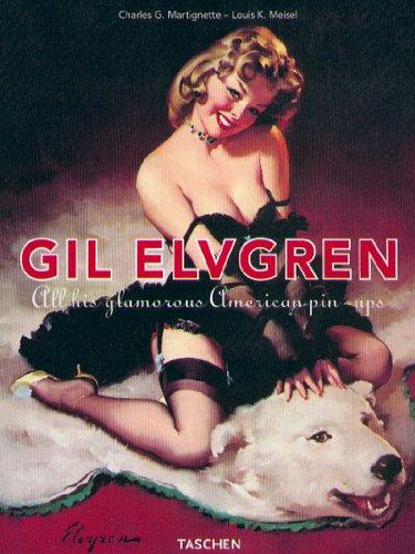 (Gil Elvgren: All His Glamorous American Pin-Ups (Jumbo))