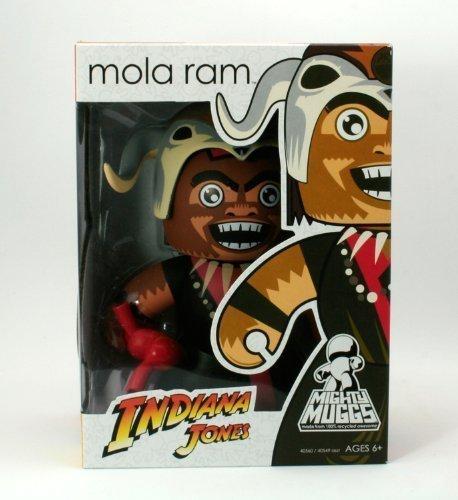 "Indiana Jones 5"" Mighty Muggs Mola Ram Figure"