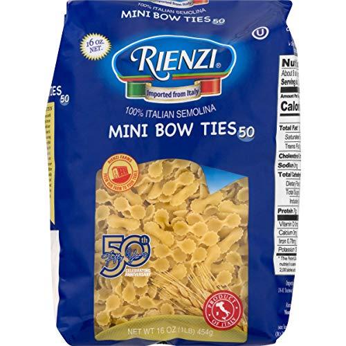 Bow-Tie Noodles