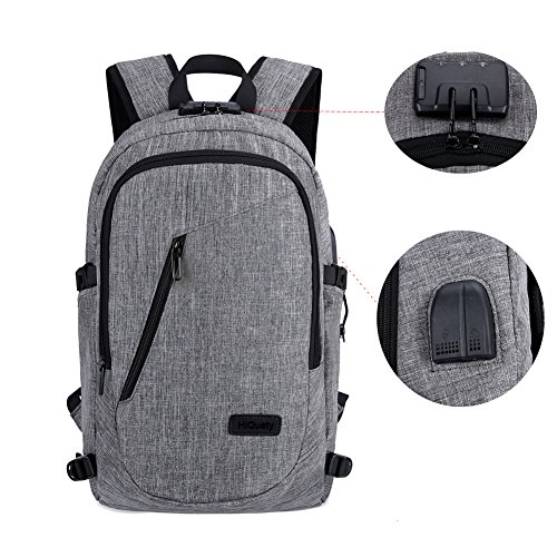 Anti Theft Business Laptop Backpack,15.6