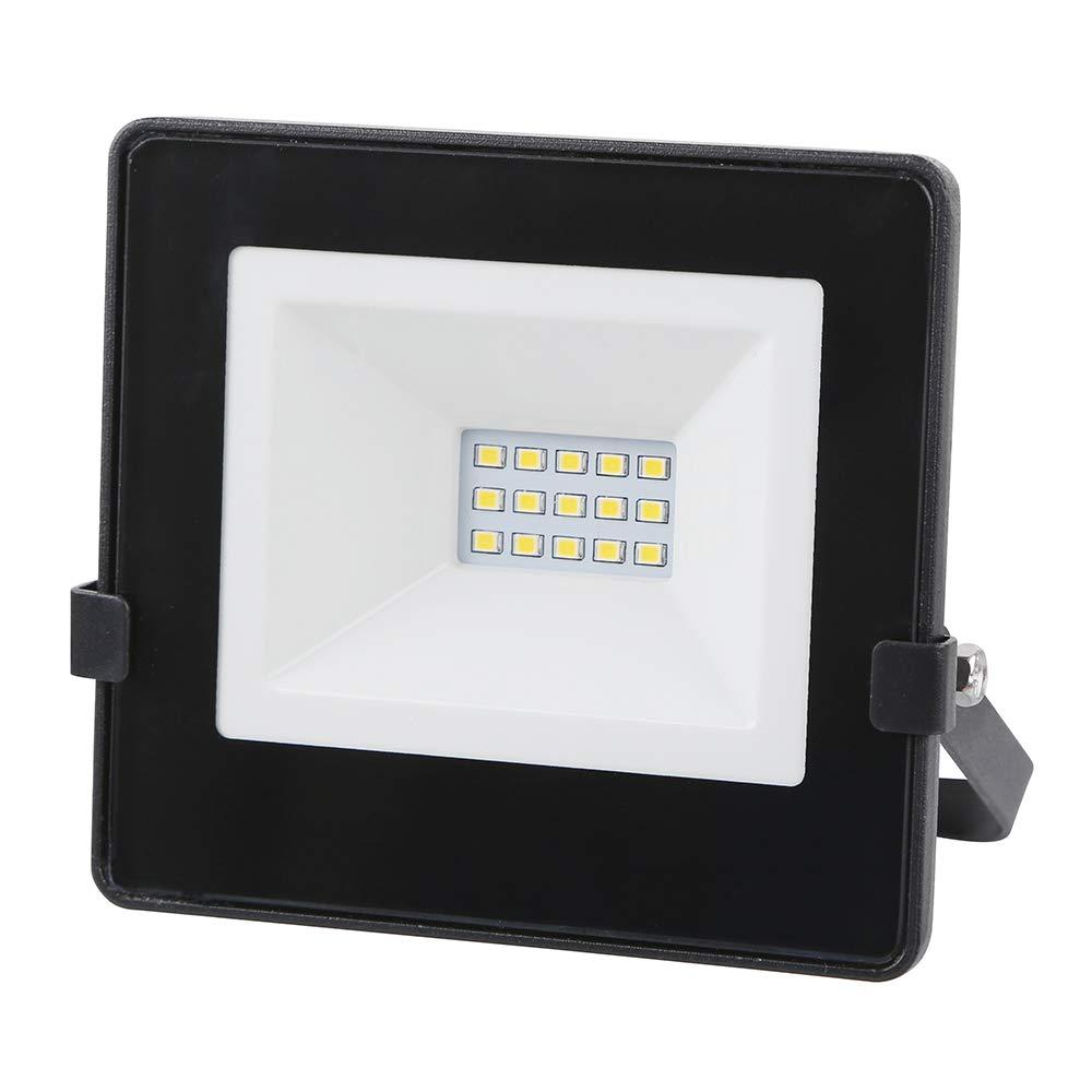 Black 30 watt Outdoor Light Security Lights 4000K Neutral White High Output 2400lumen Super Bright LED Floodlight 30w Waterproof IP65 Led Flood Light 180w Halogen Lights Equivalent Replacement