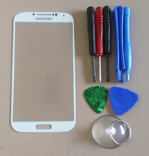 i9500 Replacement Front Screen Glass product image