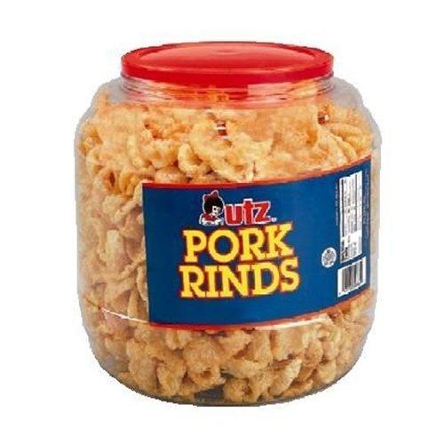 4 - 18 0z. Barrels Utz Pork Rinds