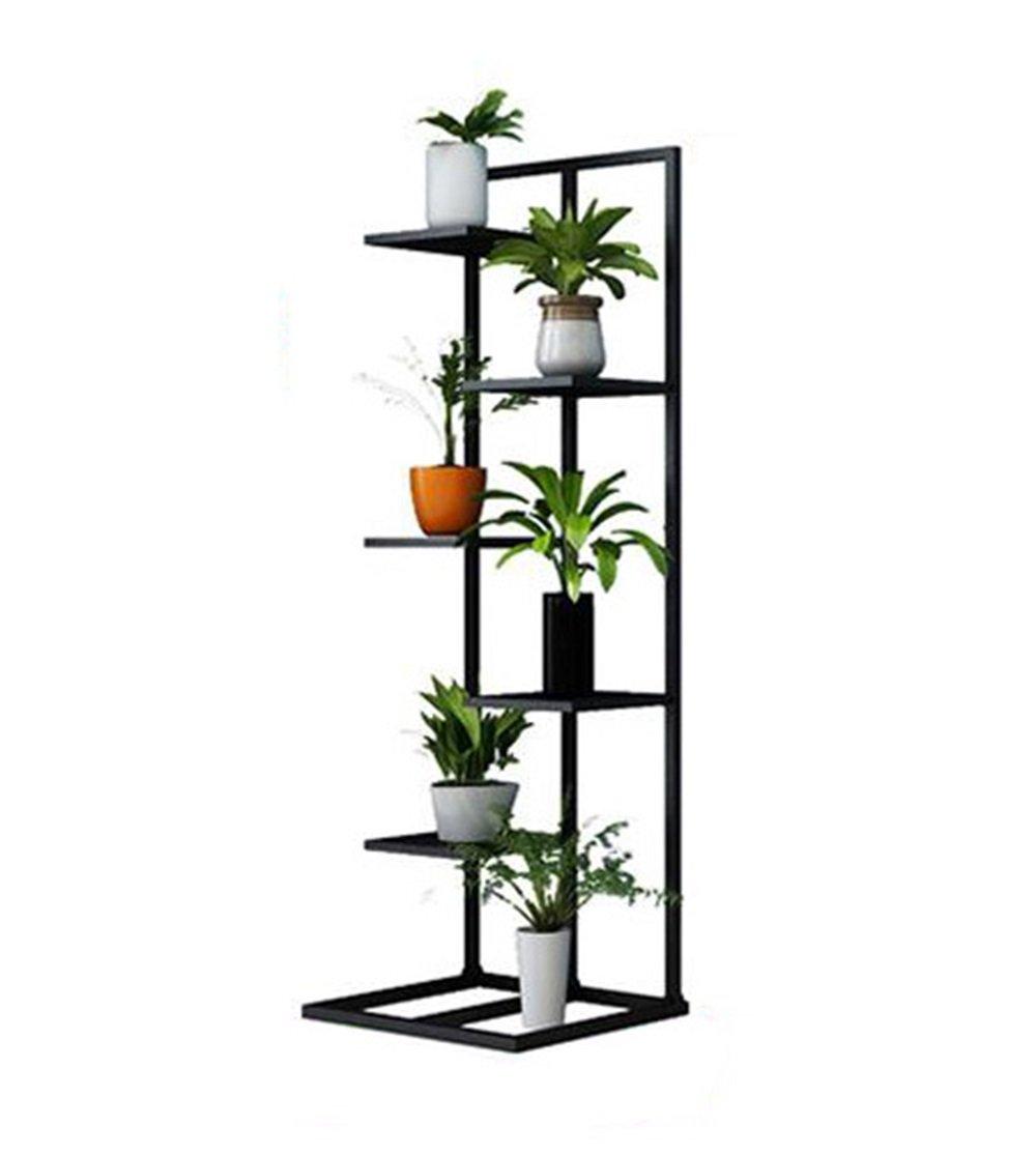 Cornice floreale   Stand per piante all'aperto   Espositore per fiori in ferro multilivello per soggiorno balcone e portaoggetti per interni in metallo angolare per interni   esterni