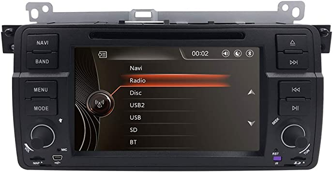 WinCE 6.0 Single DIN 7 Inch In Dash Multimedia Headunit HD ...