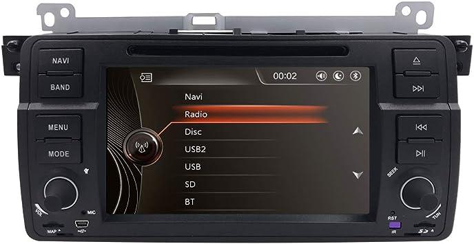 WinCE 6.0 Single DIN 7 Inch In Dash Multimedia Headunit HD ...