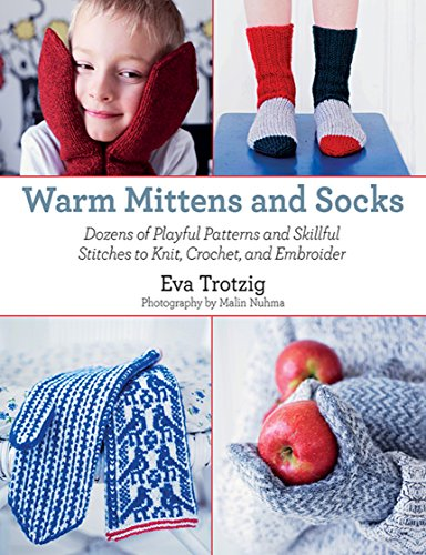 ks: Dozens of Playful Patterns and Skillful Stitches to Knit, Crochet, and Embroider ()