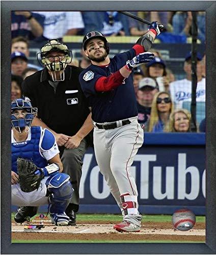 new product 5a7af f3825 Amazon.com : Steve Pearce Boston Red Sox 2018 MLB World ...