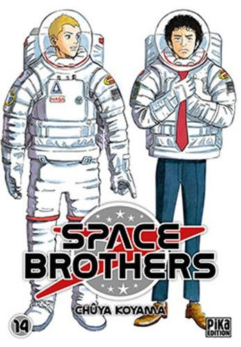 Space brothers n° 14<br /> Space brothers t14
