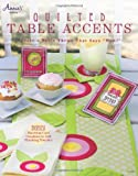 Quilted Table Accents, Annie's, 1592174760