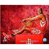 Dwight Howard Houston Rockets 2013 NBA Posed Photo 8x10 #2