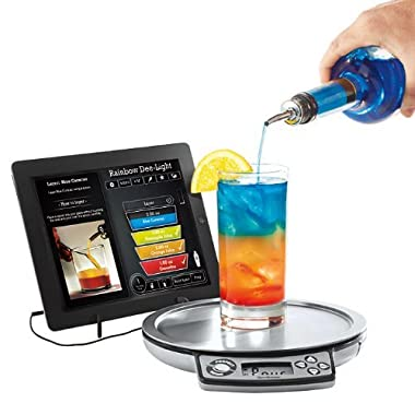 Perfect Drink App-Controlled Smart Bartending, Silver
