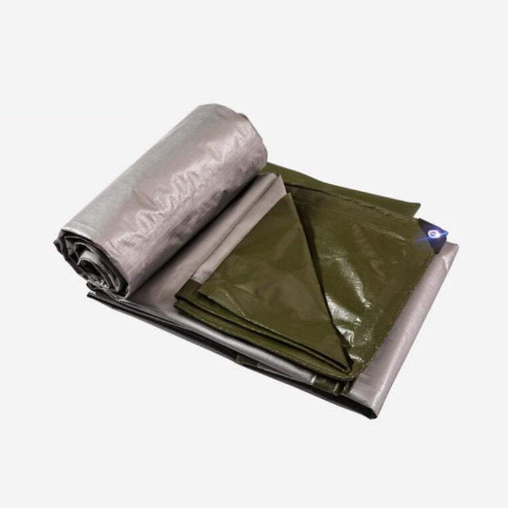 FH Lona De Protección, Plástico, Impermeable para para para Exterior, Tejados Y Obras, 5 X 5 M (Size : 3  6M) 96be08