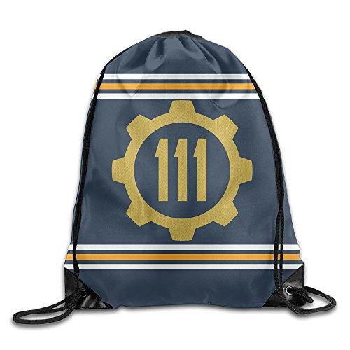 [Acosoy Fallout Drawstring Backpacks/Bags] (Victorias Secret Costume Ideas)