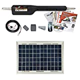 Mighty Mule MM360 Single - Gate Solar Powered Opener