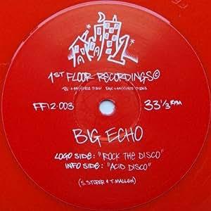 """Rock The Disco - Big Echo 12"""""""