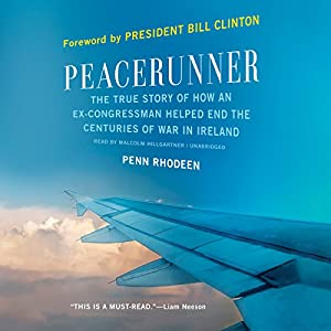 Peacerunner Audiobook
