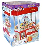 Bring your favorite arcade game to your home with The Claw! The electronic candy grabber machine allows you to bring the thrill of catching your own prize to your home. Simply set your eyes on the prize and adjust the joystick to win the priz...