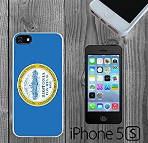 Boston Flag Custom made Case/Cover/skin FOR iPhone 5/5s