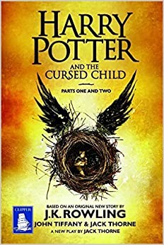 Book Harry Potter and the Cursed Child - Parts One & Two: The Official Dyslexic Readers Large Print Edition of the Original West End Production by J. Rowling (2016-08-01)