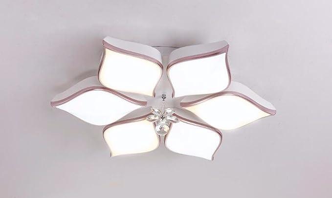 Plafoniera Bagno Cristallo : Gzlight plafoniera moderno led lampada da soffitto cristallo