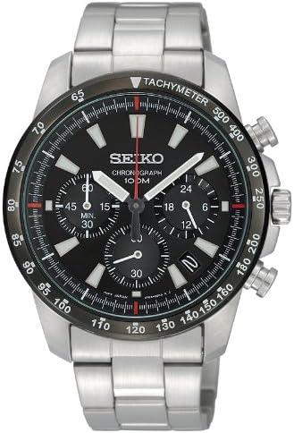 [セイコー]SEIKO腕時計クロノグラフ逆輸入海外モデルSSB031PCメンズ【逆輸入品】