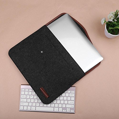 Phone Tablet Portable Protection Cover Laptop Felt 13in Widewing Bag For wqIxC6wpE