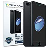 Tech Armor Apple iPhone 7 Plus (5.5-inch) HD Clear film Screen Protector [3-Pack] for Apple iPhone 7 Plus