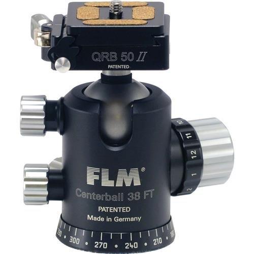 Flm Quick Release (FLM CB-38 FTR Pro Ballhead with QPR-50 Camera Plate)