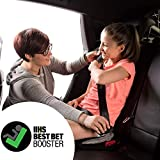 BubbleBum Inflatable Booster Car Seat - Slim