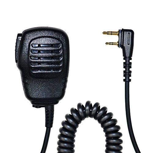 [해외]ICOM アイコム 디지털 단순 무선 트랜시버 해당 호환 스피커폰 마이크 (스피커 마이크) IC-DPR3IC-DPR30 용 HM-166 양립 Blue century 【 ID006 】 / ICOM Icom Digital Simple Radio transceiver Compatible speakerphone microphone (speaker micr...