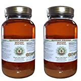 Boldo Alcohol-FREE Liquid Extract, Boldo (Peumus boldus) Dried Leaf Glycerite Herbal Supplement 2×32 oz Unfiltered For Sale