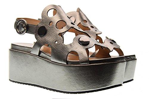 with Steel R5002G Woman Premi Sandals Steel Shoes Bruno Platform BqnW0PIWY