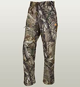 Russell Outdoors Men's Apx L3 Thunder Scent-Stop Fleece Pant, RealTree Ap, Large